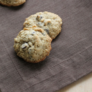 Gluten Free Oatmeal Chocolate Chip Cookie