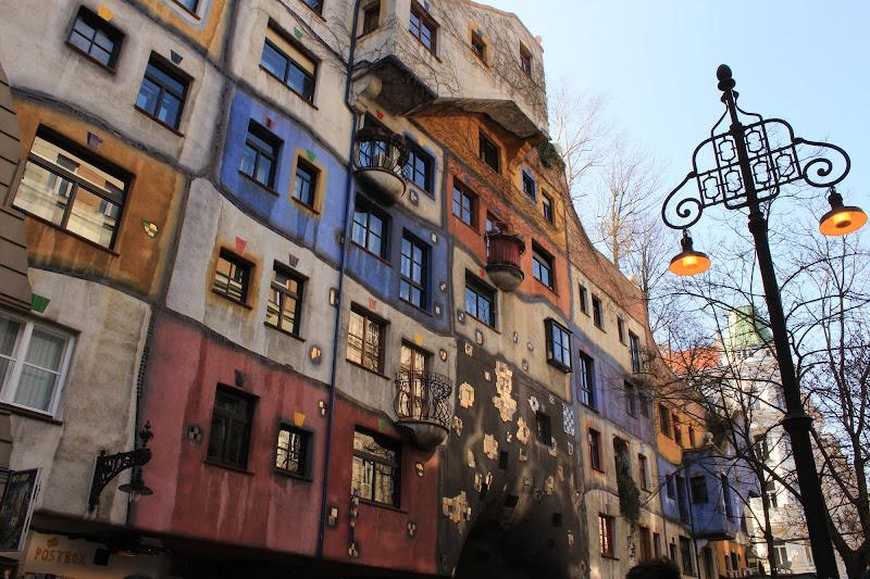 Hundertwasserhaus Vienna di Miriam G.