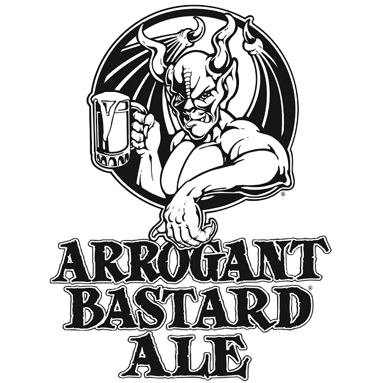 Logo of Arrogant Brewing Arrogant Bastard Ale