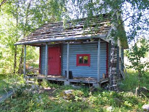 Photo: Баня без крыши