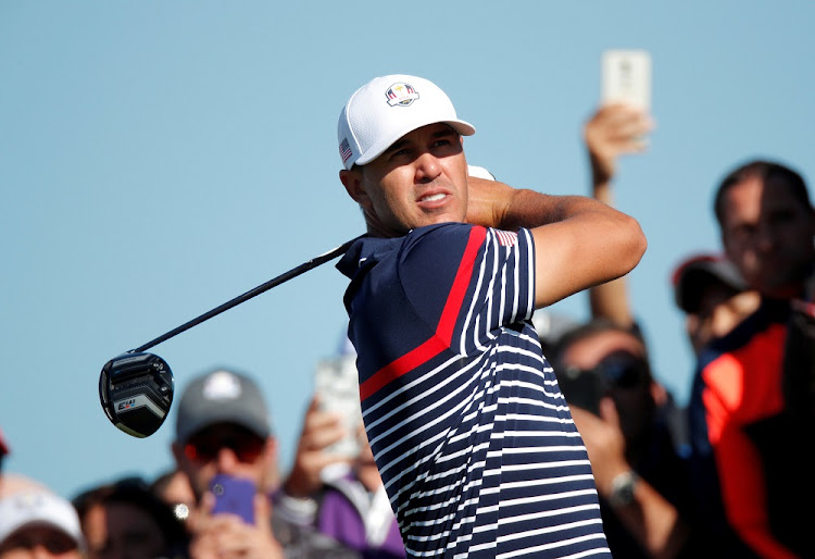 Brooks Koepka. File Picture: REUTERS/Charles Platiau