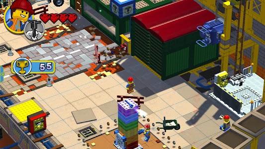 The LEGO ® Movie Video Game screenshot 4