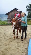 Photo: Pferdeerlebnis am Dreierhof 31.7.u.1.8. Foto: Verena Hieret