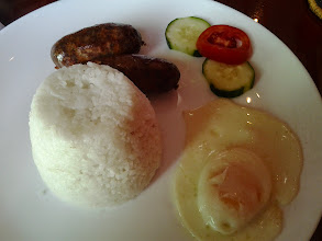 Photo: Day 4 Breakfast: Vizcaya Longganisa