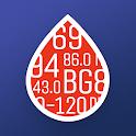 Glucose Buddy Diabetes Tracker icon