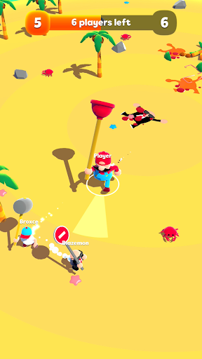 Smash Heroes apktram screenshots 2