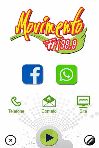 Rádio Movimento FM Curitibanos