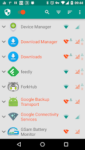 NetGuard – no-root firewall Pro v2.226 Cracked APK 1