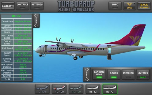 turboprop flight simulator 3d android apps on play