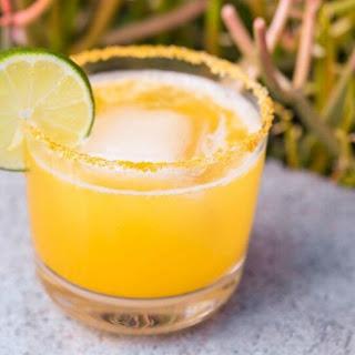 Turmeric Margarita.
