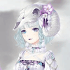 荒野に咲く花_紫