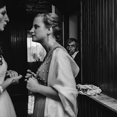 Wedding photographer Klaudia Amanowicz (wgrudniupopoludn). Photo of 30.10.2018