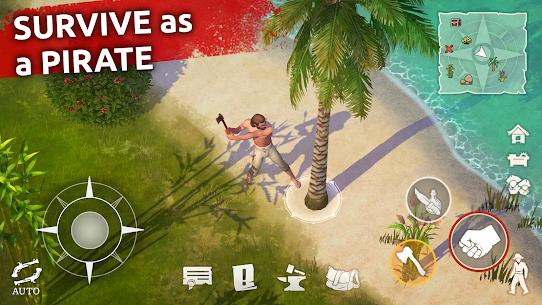 Mutiny Pirate Survival RPG MOD APK 1