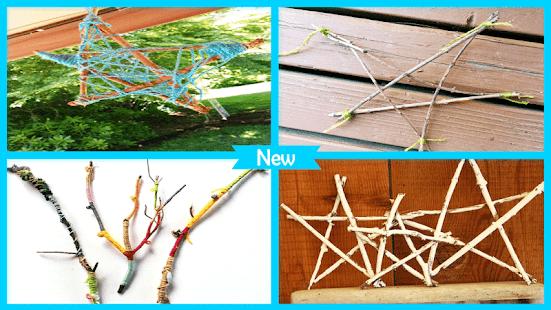 Unique Yarn Twig Star - náhled