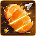 Fruit Splash Tiro con arco icon