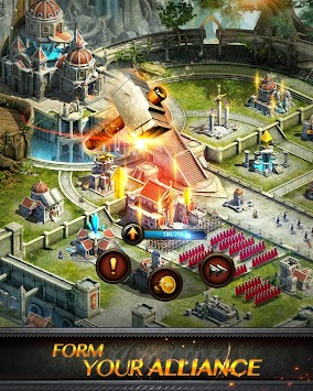 Clash Of Queens:Dragons Rise APK screenshot thumbnail 7