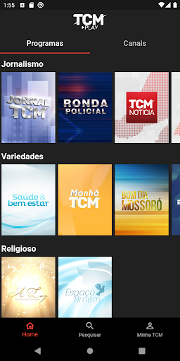 TCM Play screenshots 1