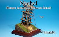 Naghol(Bungee jumping of Pentecost Island) -Vanuatu-