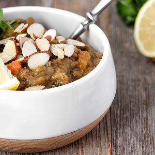 Crockpot Detox Lentil Soup Recipe