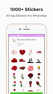 Download Valentine Stickers For WhatsApp WAStickerApps For PC Windows and Mac apk screenshot 2