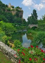 Photo: Pont d'Ouysse, Belcastel