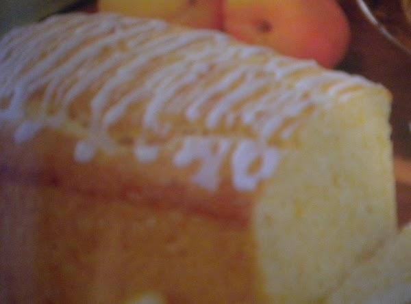 Lemon Yogurt Loaf Recipe