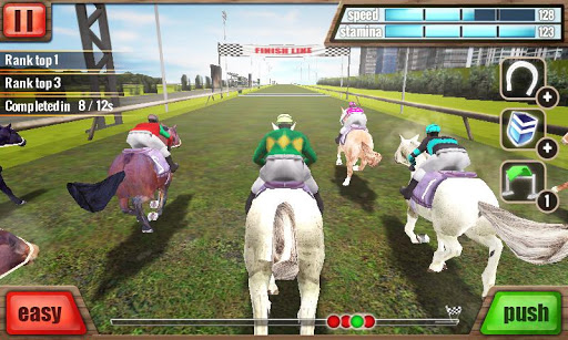 Horse Racing 3D 1.0.5 Screenshots 4