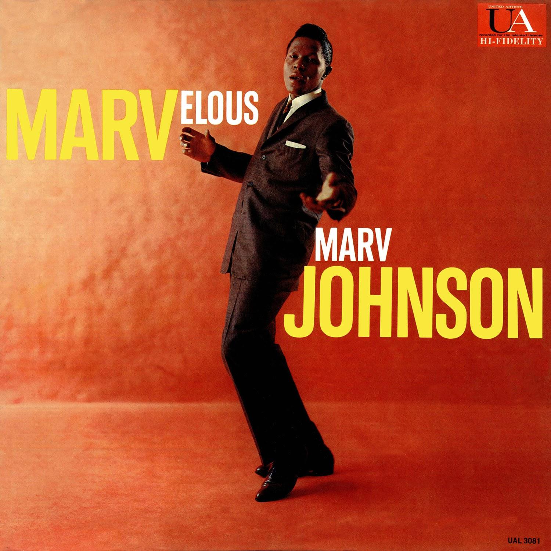 Marv Johnson