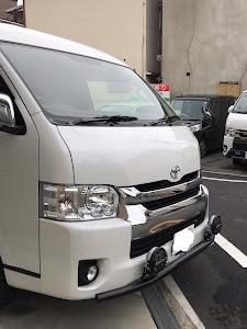ハイエースワゴン TRH219W 納車待ちのカスタム事例画像 りょうちゃんさんの2019年01月05日22:52の投稿