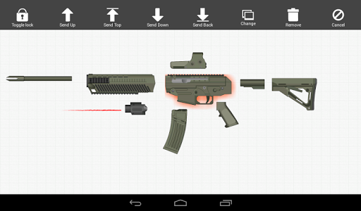 Weapon Builder Pro screenshot 10