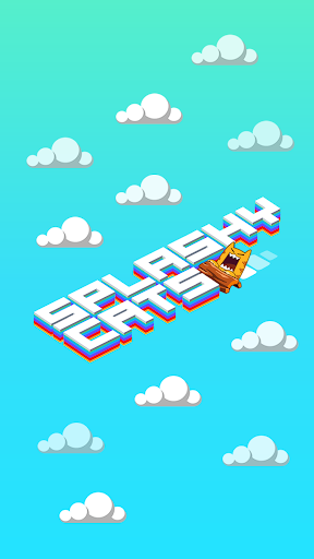 無料街机AppのSplashy Cats: Endless ZigZag|HotApp4Game