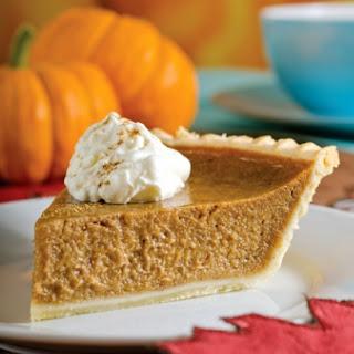Paleo Pumpkin Pie.