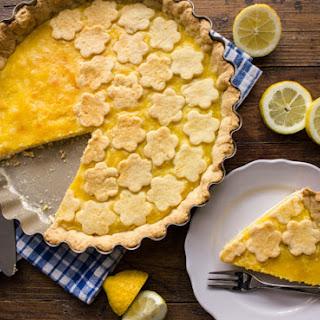 Italian Lemon Crostata