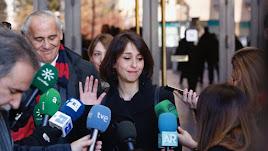 Juana Rivas /  EUROPA PRESS (Álex Cámara) - Archivo (EUROPA PRESS)
