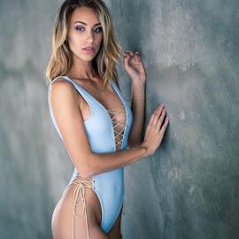 Chloe by Sean Malley - People Portraits of Women ( beautiful, woman, bikini, sexy, swimwear, swimsuit, model, blonde, fashion )