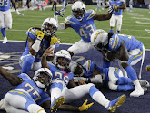 NFL : Les LA Chargers s'imposent face à Kansas City dans les derniers instants