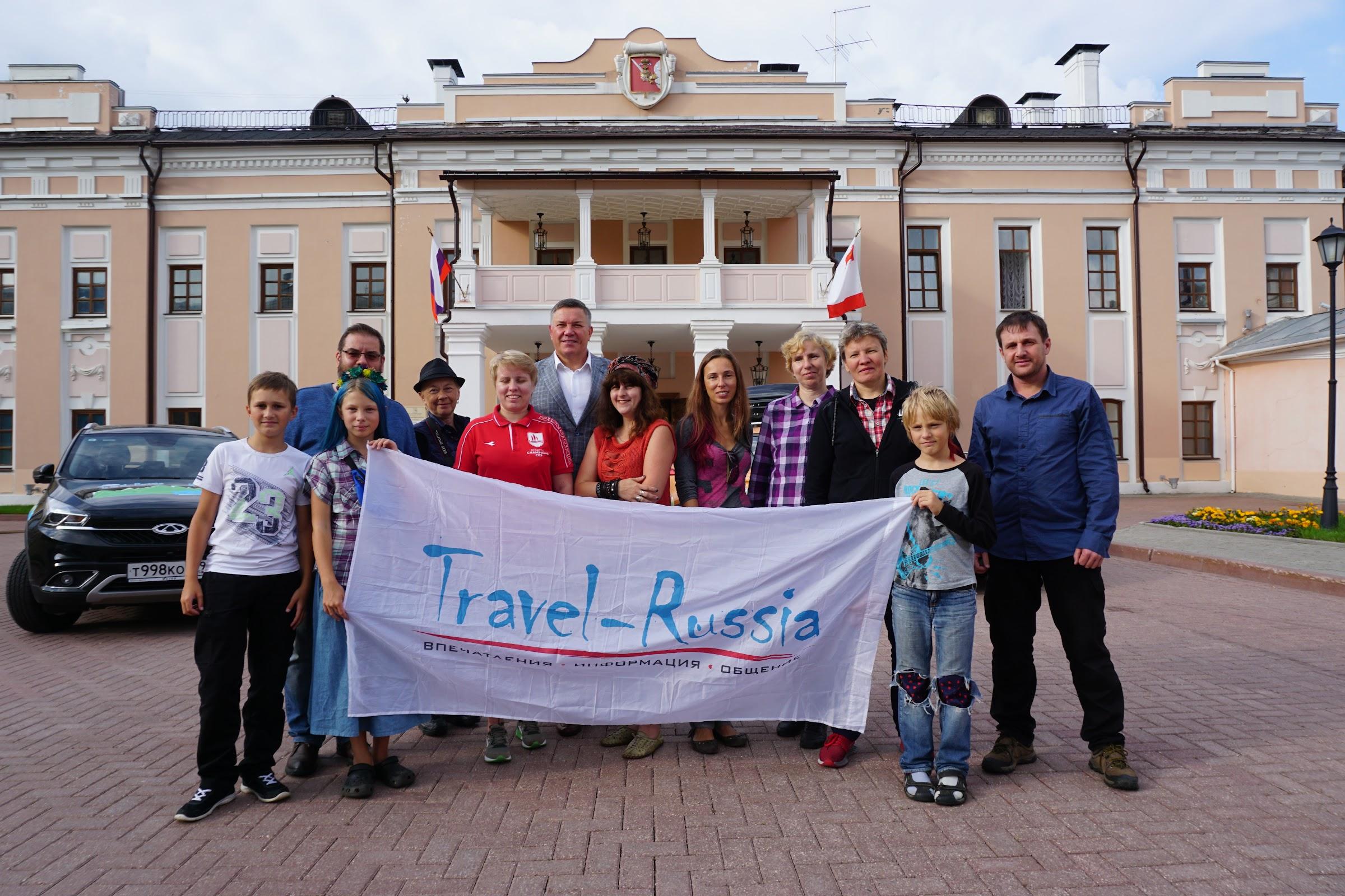 Шины Viatti - из Москвы до Северного Ледовитого океана