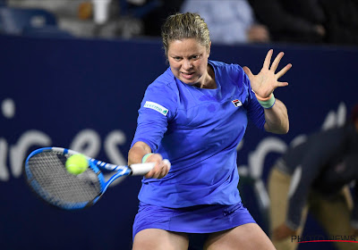 """Kim Clijsters legt uit waarom ze opnieuw begonnen is met tennissen: """"Ik moet eerlijk toegeven dat ik het in het begin ook niet begreep"""""""