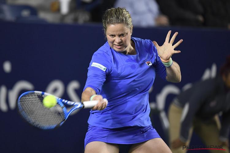 Kim Clijsters wil in juli opnieuw op de tenniscourt staan