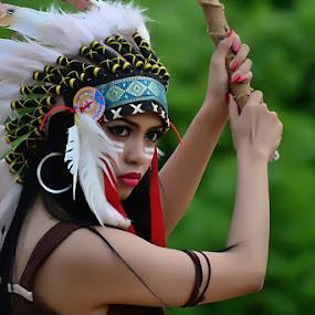 Indiana by Gandi Tan - People Fashion