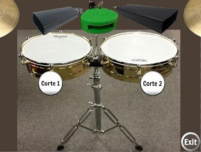 virtual timbal Screenshot
