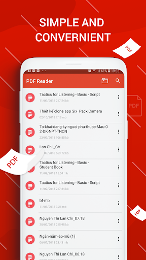 PDF Reader for Android 7.0 gameplay | AndroidFC 2