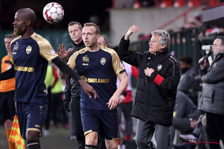 """Laszlo Bölöni défend Lamkel Zé : """"Je vois ce genre de provocation chaque semaine"""""""