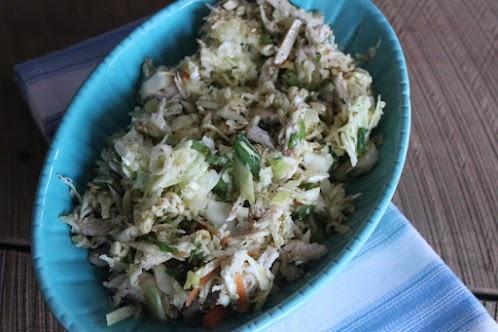 Ramen Chinese Chicken Salad