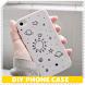 DIY手作り電話ケース