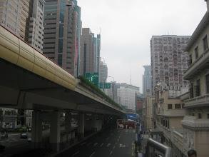 Photo: Yan'an Donglu - arteria