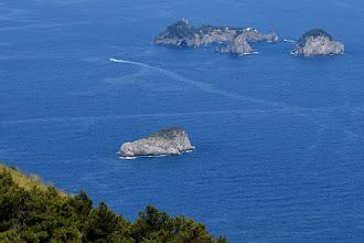 Photo: arcipelago de Li Galli