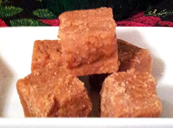 Luscious Peanut Butter Fudge Recipe