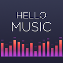 Hello Music - K-POP Top Charts, Free Music icon