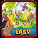 Kids Playground Hidden Object icon